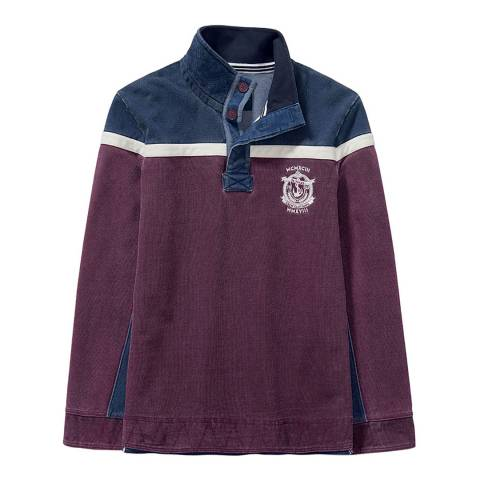 Crew Clothing Washplum Medway Padstow Sweat