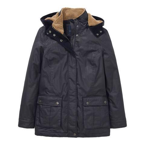 Crew Clothing Dark navy Oakfard Jacket