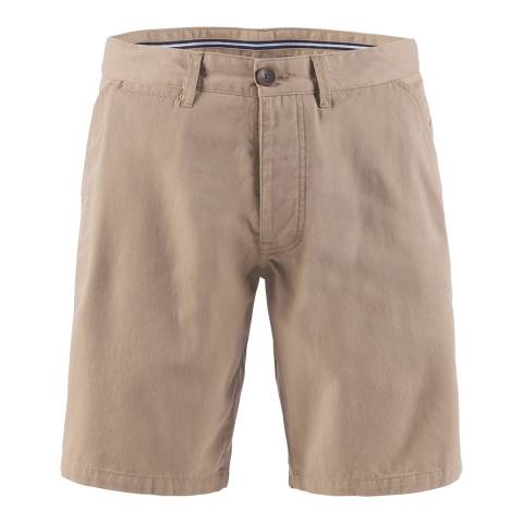 Crew Clothing Sand Chino Short