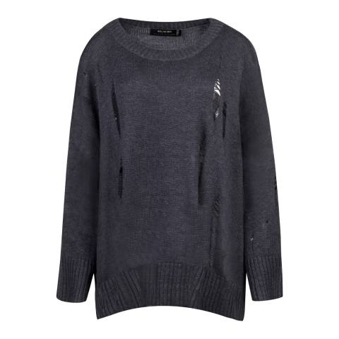 Religion Charcoal Heritage Jumper