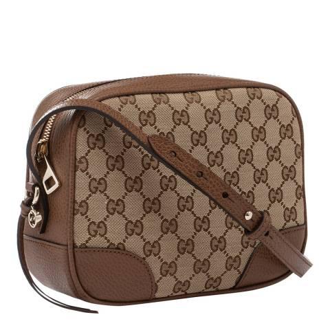 Gucci Brown Bree Crossbody Bag