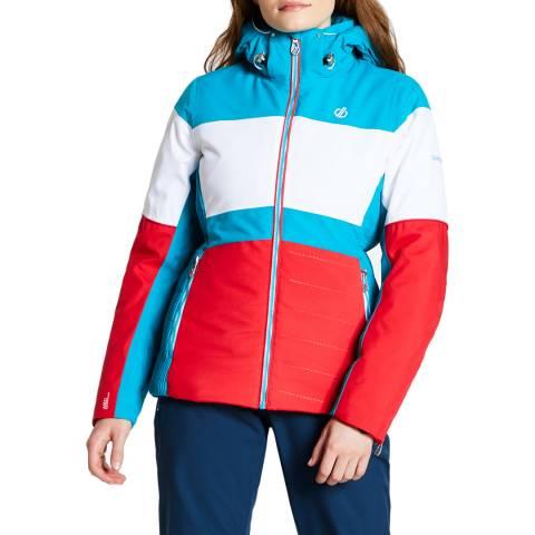 Dare2B Red/White Avowal Jacket