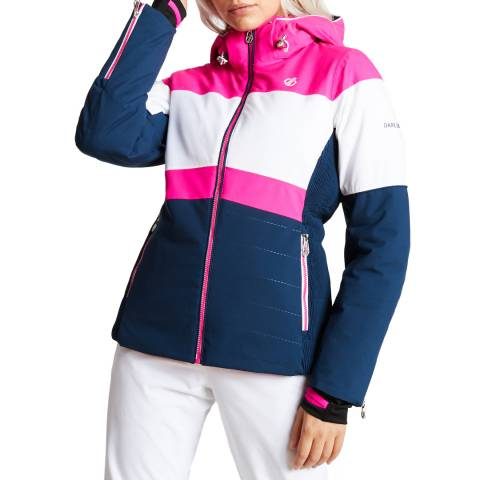 Dare2B Blue/White Avowal Jacket