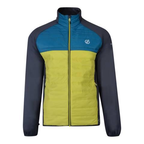 Dare2B Charcoal/Yellow Coordinate Jacket