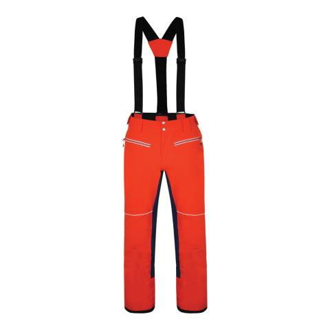 Dare2B Fiery Red/Admiral Blue Intrinsic Pant