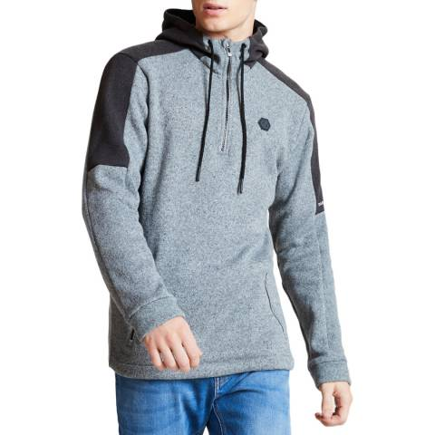 Dare2B Charcoal/Black Comply Sweater