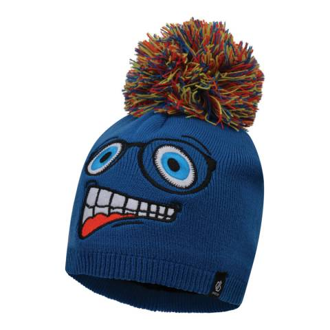 Dare2B Navy Face Brainstorm Beanie