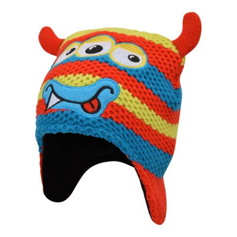 Dare2B Red Monster Brainstorm Beanie