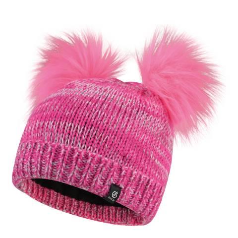 Dare2B Pink Hastily Beanie