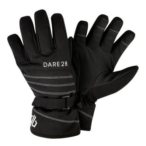 Dare2B Black Abundant Ski Gloves