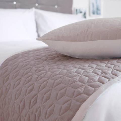 Maison Blanche Panama Cushion, Natural