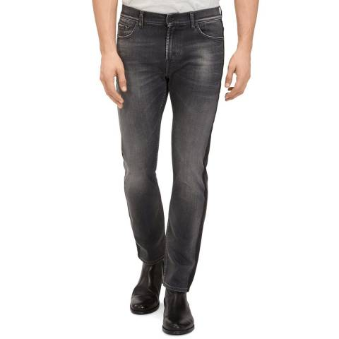 7 For All Mankind Grey Ronnie 30 Jeans