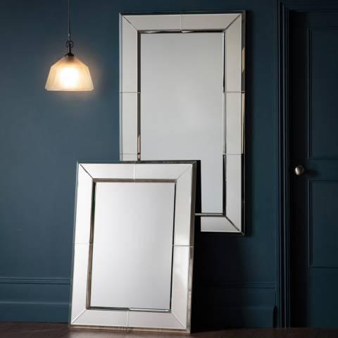Gallery Vienna Rectangle Mirror 80x106cm