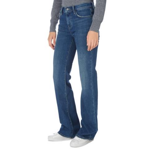 Current Elliott Blue Jarvis Skinny Fit Jean