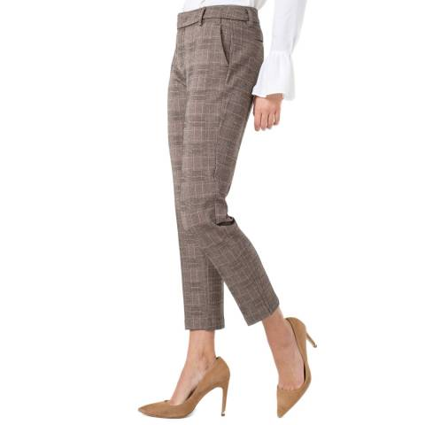 Liverpool Brown Kelsey Knit Trouser