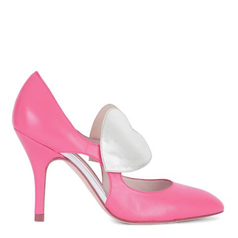 Lulu Guinness Peony & Silver In Love Rose Courts