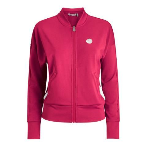 BJORN BORG Raspberry Pink Signature 81 Track Jacket