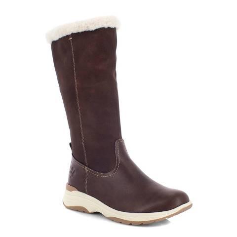 Kimberfeel Brown Soline Boots
