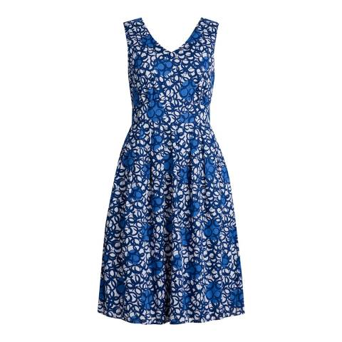Seasalt Painted Circles Salt Picnic Spot Dress