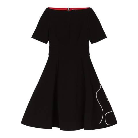 Lulu Guinness Ottoman Dara Dress