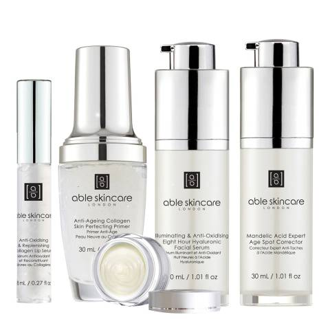 Able Skincare Set Expert Actives Perfecting & Replenishing