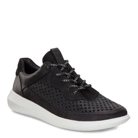 ECCO Black Scinapse Women Sneakers