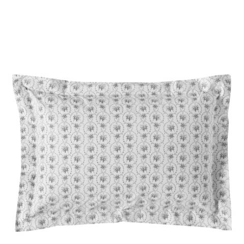 Cabbages & Roses Julia Pair of Oxford Pillowcases, Dove