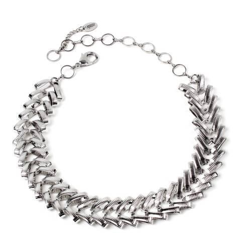 Amrita Singh Silver Zia Choker/Collar
