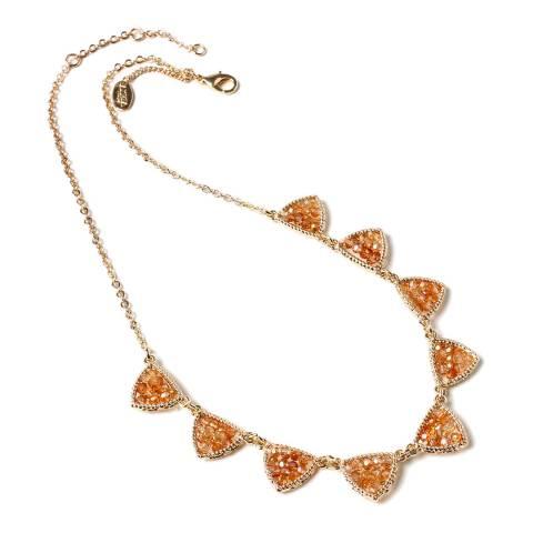Amrita Singh Champagne Brooke Necklace