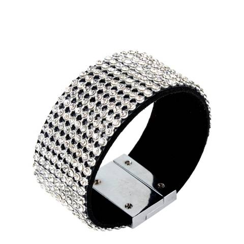 Amrita Singh Silver Cuff Bracelet