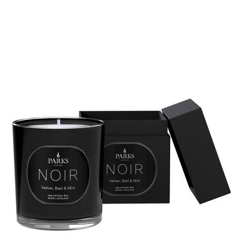 Parks London Vetiver, Basil & Mint Noir Candle