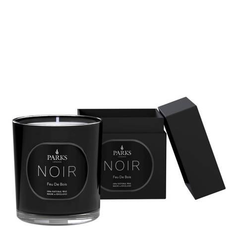 Parks London Feu De Bois Noir Candle