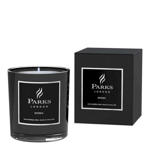 Parks London Myrrh Winter Wonders Candle