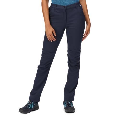 Regatta Navy Women Fenton Trousers