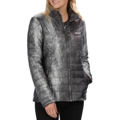 Regatta Grey Women Metallia Jacket