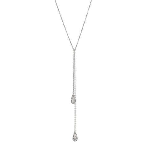 Chamilia® by Swarovski® Tie Drop Necklace