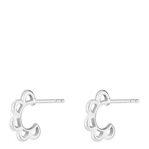 Chamilia® by Swarovski® Lace Huggle Hoop Earrings