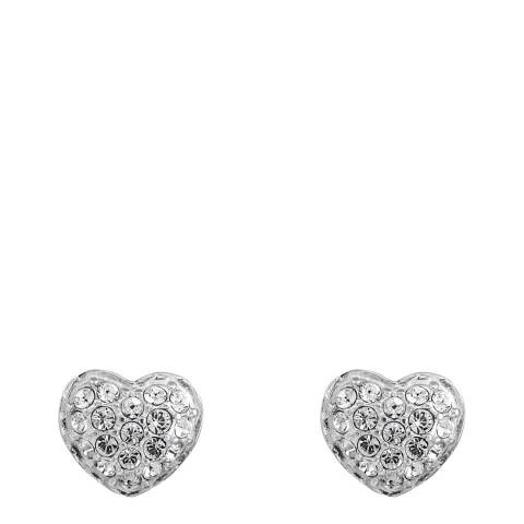 Chamilia® by Swarovski® Petite Heart Stud Earrings