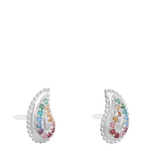 Chamilia® Rainbow Pave Paisley Earrings