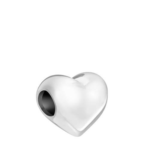 Chamilia® by Swarovski® Classic Silver Heart Charm