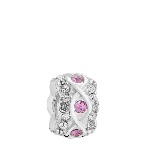 Chamilia® by Swarovski® Luxe Sterling Silver Charm