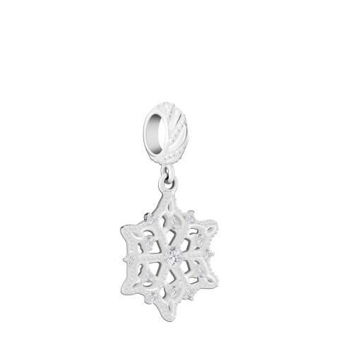 Chamilia® by Swarovski® Snowflake Charm
