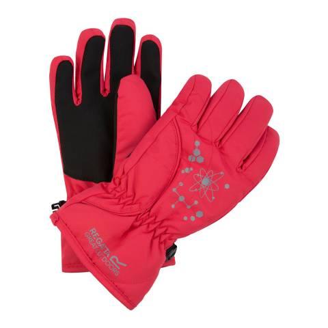 Regatta Girl's Bright Blush Arlie II Gloves