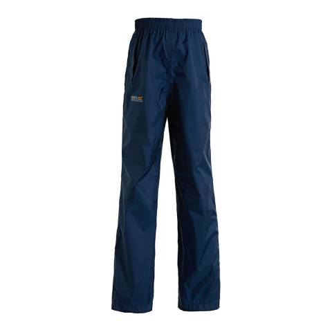 Regatta Navy Pack It Overtrousers