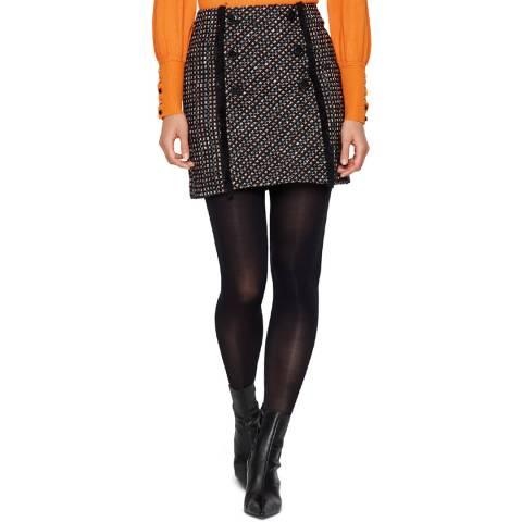Damsel In A Dress Multi Amara Tweed Skirt