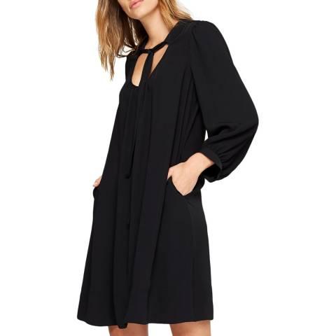 Damsel In A Dress Black Tabi Dress