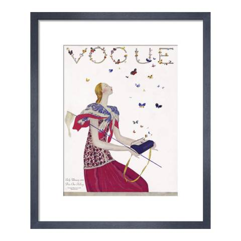 Andy Warhol Vogue Early February 1924