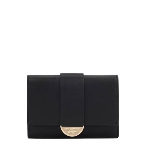 Paul Costelloe Black Caspian Leather Purse