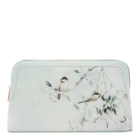 Ted Baker Mint Asteria Mistletoe Kiss Wash Bag