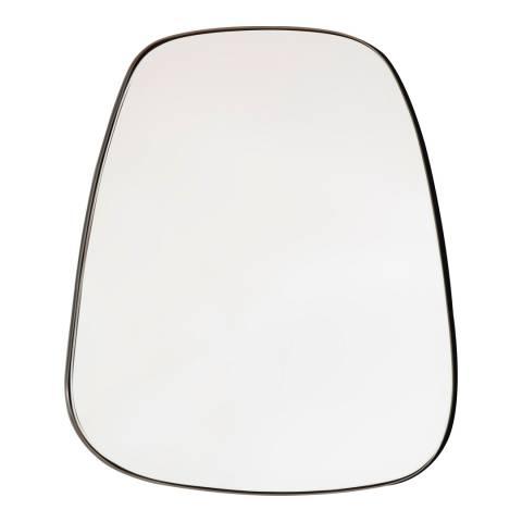Gallery Alko Mirror Pewter 66x4x76cm
